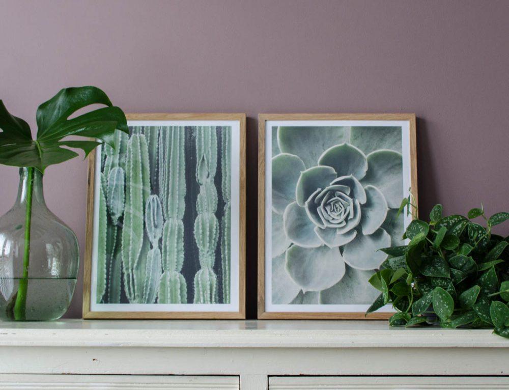 Botanische posters van Desenio + kortingscode!