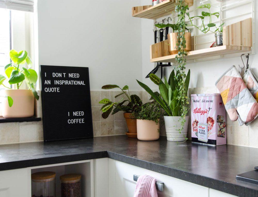 5 budget items om je keuken een mini make-over te geven