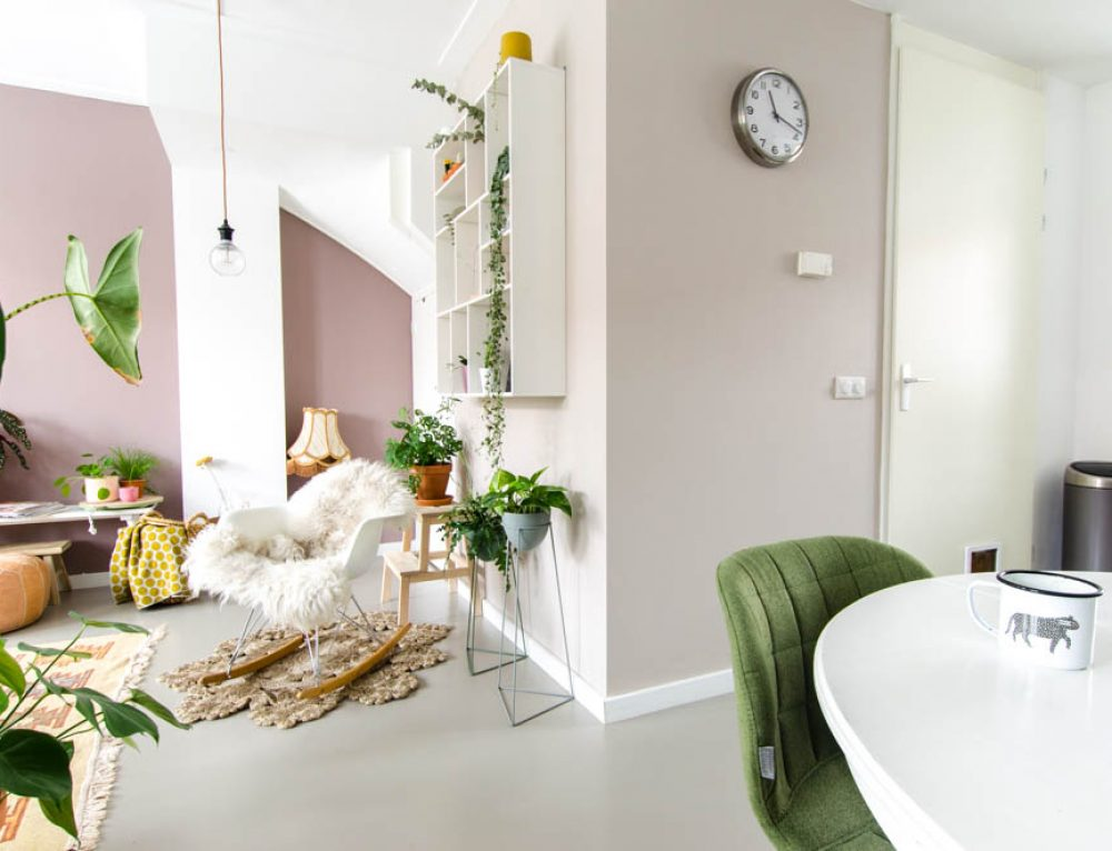 Meer kleur in huis met Urban Taupe van Flexa