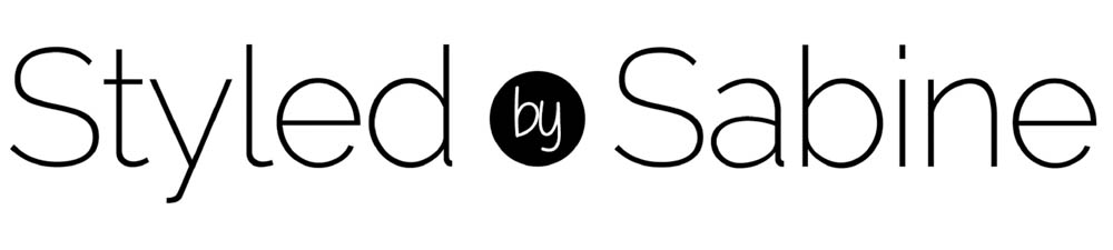 Styled by Sabine Logo
