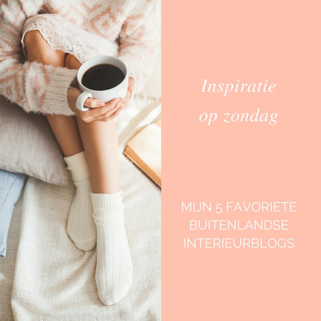 5 buitenlandse interieurblogs die je niet mag missen