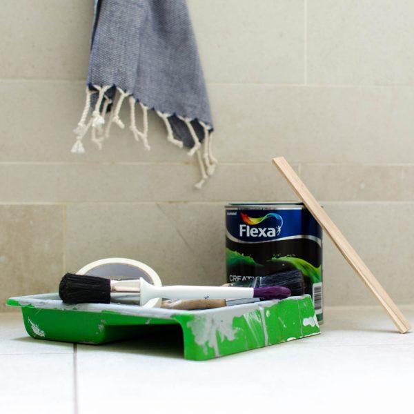 badkamertegels verven