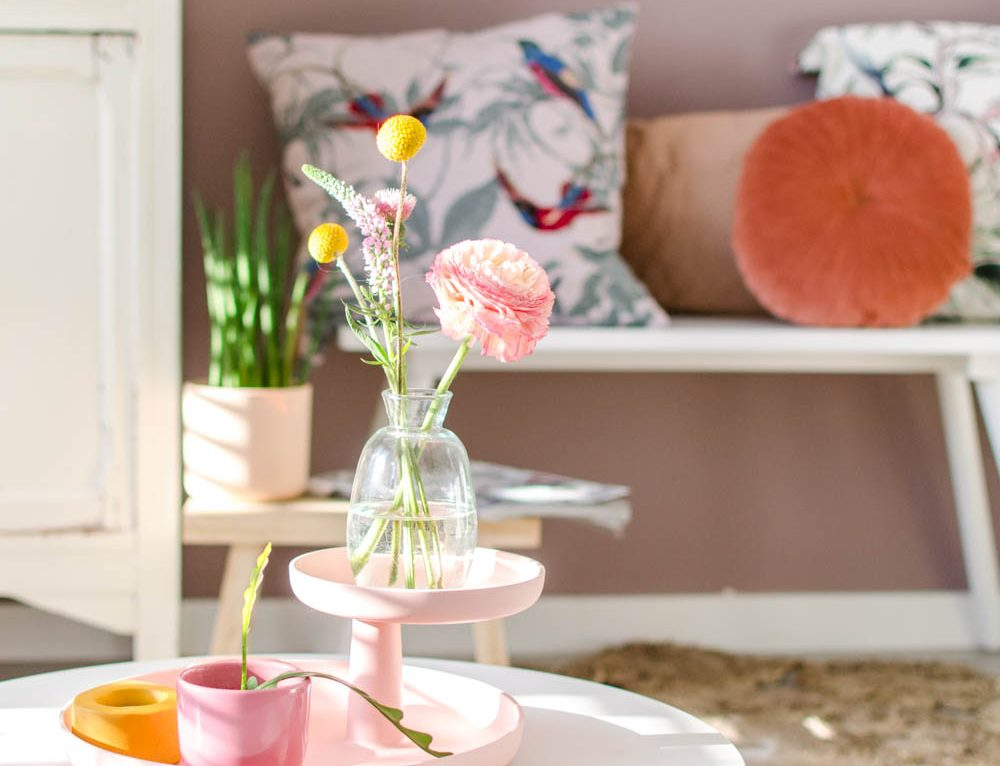 10 tips om de lente in huis te halen