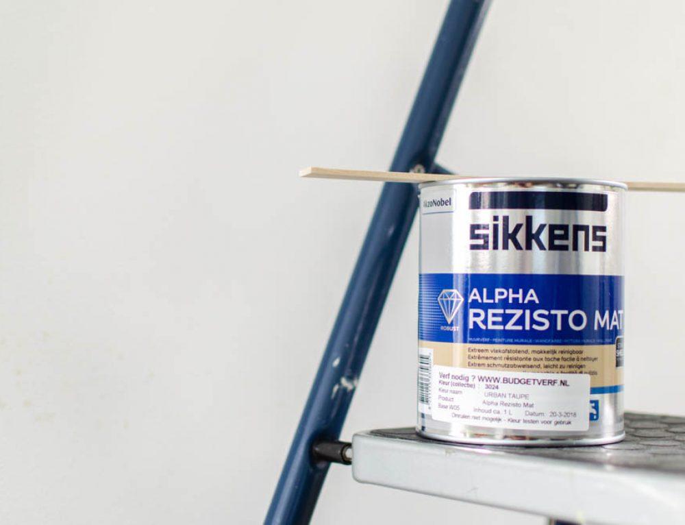 10 tips voor het verven van muren binnenshuis