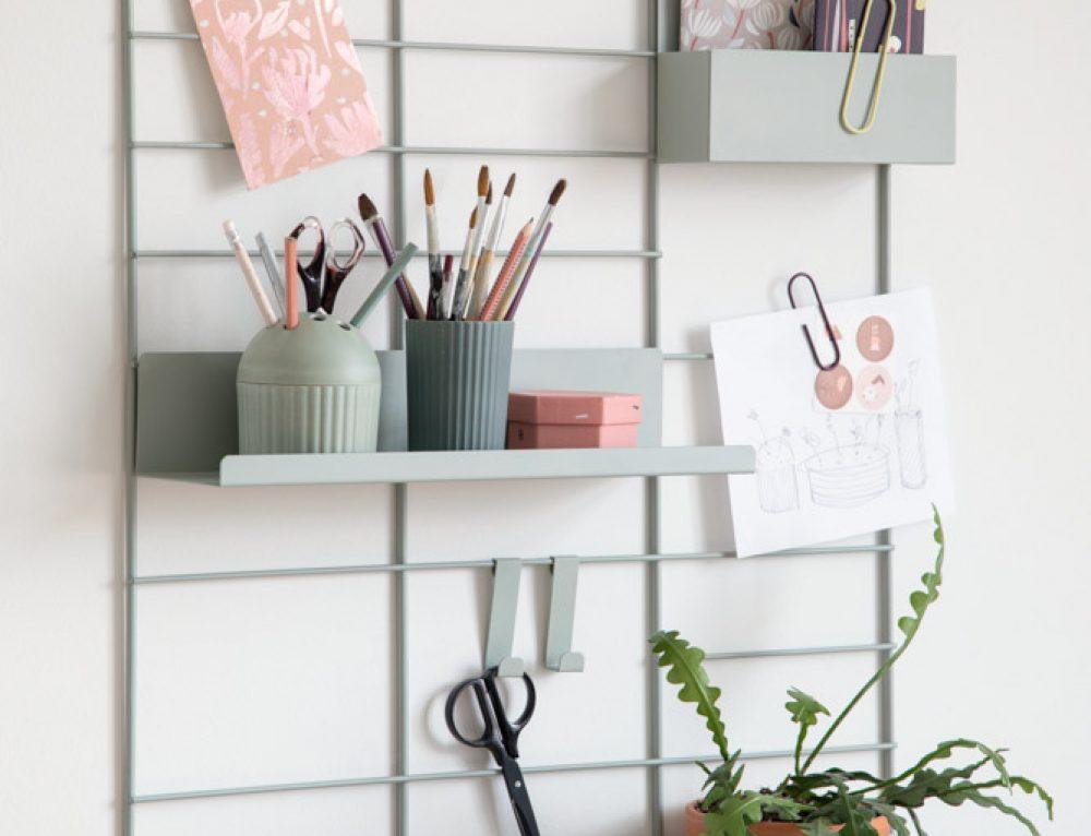 De nieuwe Søstrene Grene collectie voor jouw home office