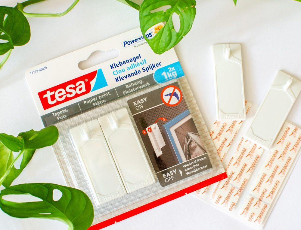 Review: Tesa klevende spijkers