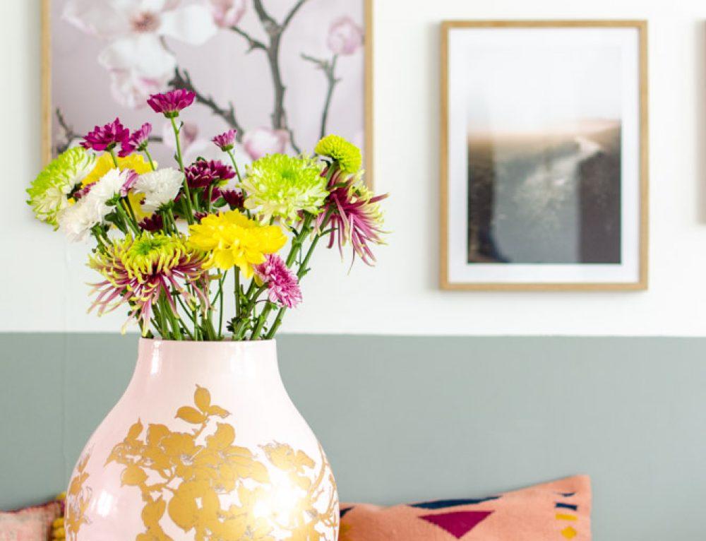 De chrysant: perfecte zomerse bloem