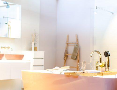 Badkamer styling op de Vtwonen beurs voor Villeroy&Boch