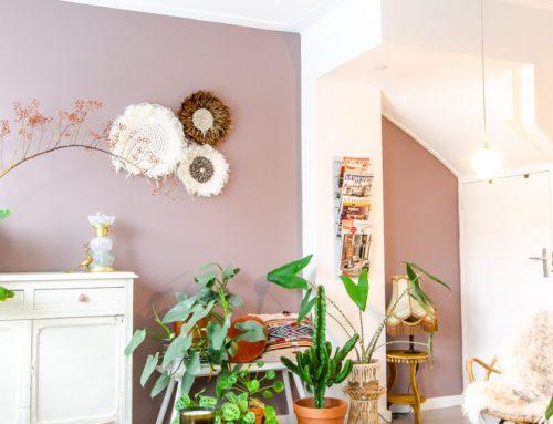 Een (oud) roze muur, welke kleur kies je?
