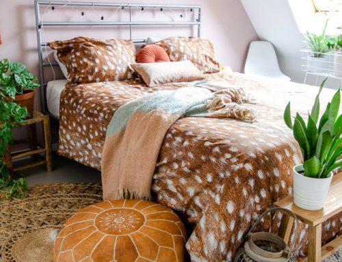 Mini make-over van de slaapkamer met Beddinghouse