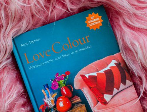 Boek review: Love Colour – Wooninspiratie voor kleur in je interieur