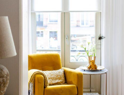 Interieuradvies: een klassiek appartement met authentieke details