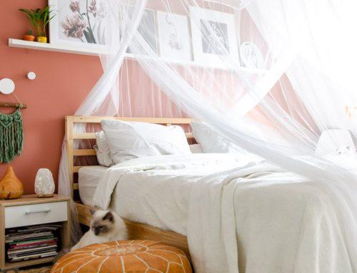 Weg met muggen: de klamboe voor thuis