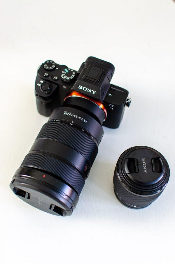 Sony A7 II met 24-70 mm f2.8