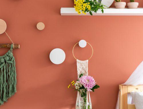DIY: macraméhanger met bloemenvaasje