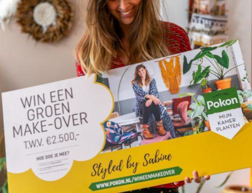 Win een groene make-over t.w.v. €2500 in samenwerking met Pokon!