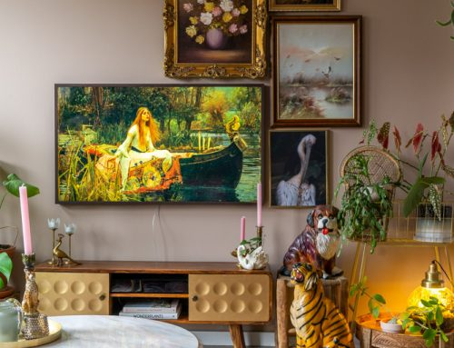 Review: een tv-meubel van VidaXL