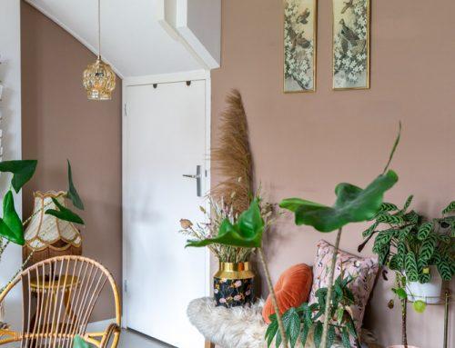 5x ideeën voor een leeg hoekje in de woonkamer