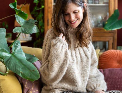 Breien: de Sunday Sweater van PetiteKnit