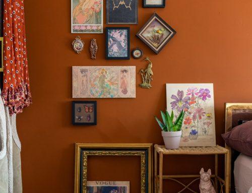 Een gallery wall in vintage stijl (+winactie!)