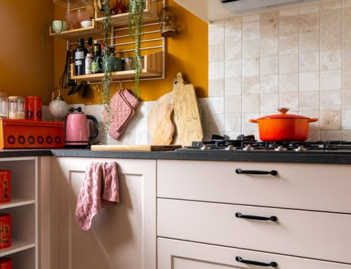 Stappenplan keukenkastjes verven en het resultaat van onze keuken make-over