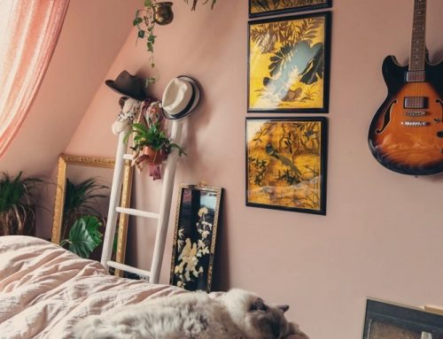 5 ideeën voor die kale wand in huis