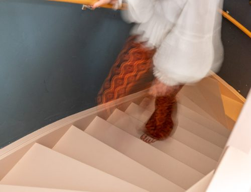 De trap verven met Sigma traplak – stappenplan